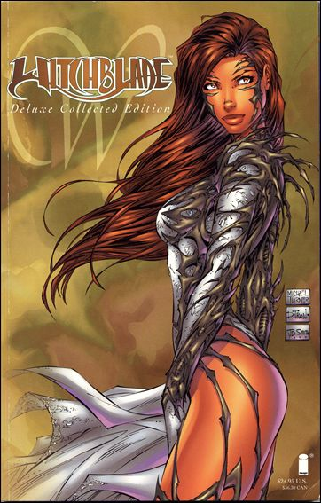 Witchblade: Deluxe Collected Edition 1-A by Top Cow