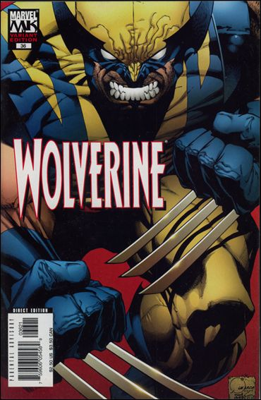Wolverine (2003)  36-B by Marvel