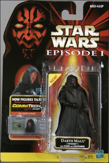 "Star Wars: Episode I 3 3/4"" Basic Action Figures Darth Maul (Tatooine) (New Sticker) by Hasbro"