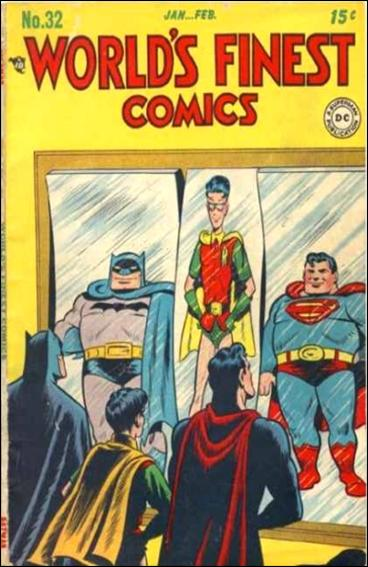 World's Finest Comics 32-A by DC
