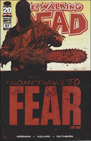 Walking Dead (2003) 97-A by Skybound Entertainment