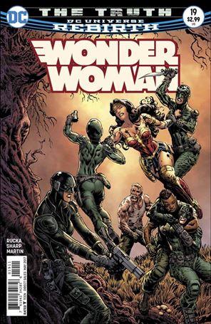 Wonder Woman (2016)  19-A