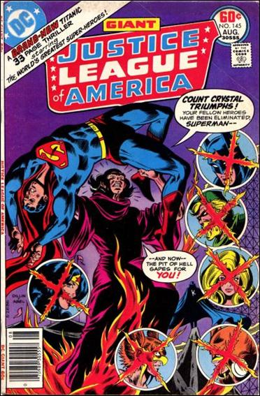 Justice League of America (1960) 145-A by DC