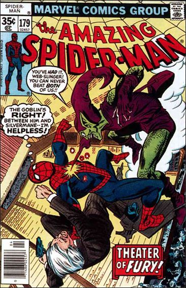 Amazing Spider-Man (1963) 179-A by Marvel