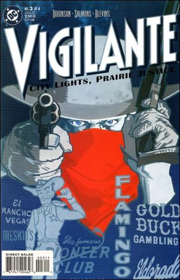 Vigilante: City Lights, Prairie Justice 3-A by DC