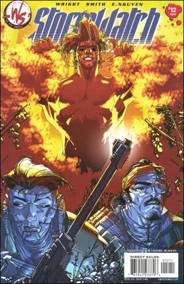 StormWatch: Team Achilles 12-A by WildStorm