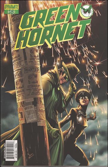 Green Hornet (2010) 18-B by Dynamite Entertainment