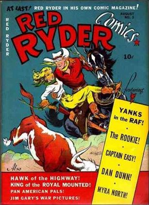 Red Ryder Comics 3-A