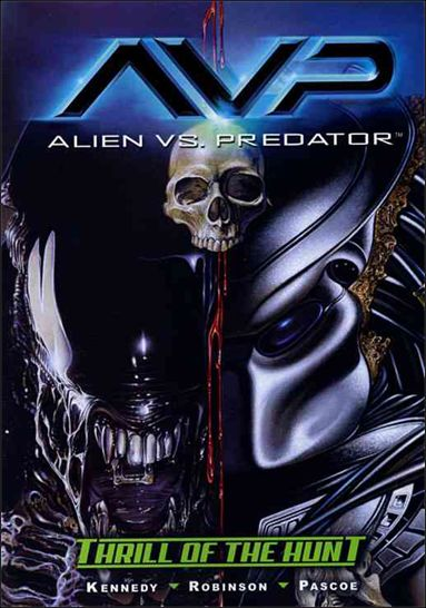 Alien vs Predator: Thrill of the Hunt 1-A by Dark Horse