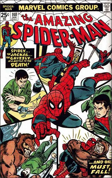 Amazing Spider-Man (1963) 140-A by Marvel