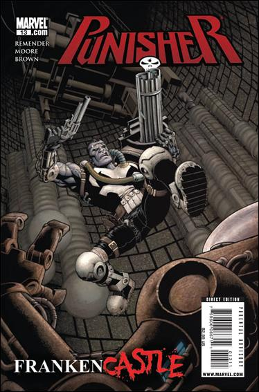 Punisher (2009) 13-A by Marvel