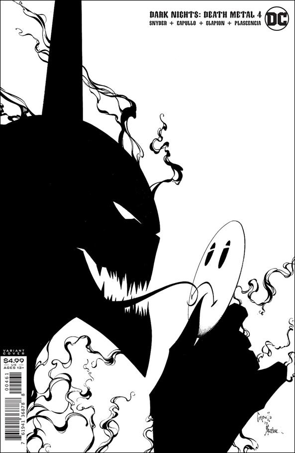 Dark Nights: Death Metal 4-F by DC