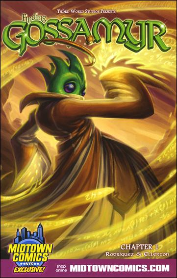 Finding Gossamyr 1-C by Th3rd World Studios