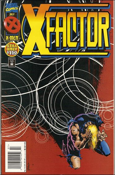 X-Factor (1986) 112-B by Marvel