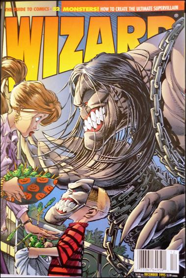 Wizard: The Guide to Comics 52-B by Wizard Press