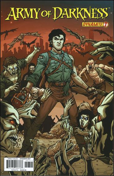 Army of Darkness (2012) 7-A by Dynamite Entertainment