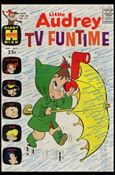 Little Audrey TV Funtime 8-A