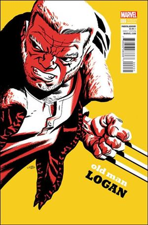 Old Man Logan (2016) 2-B