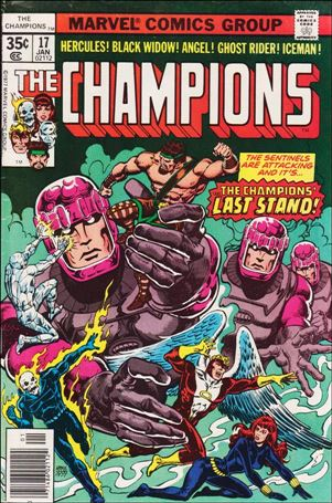 Champions (1975) 17-A