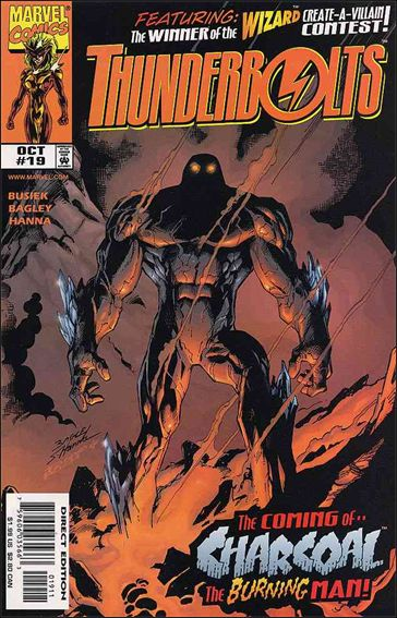 Thunderbolts (1997) 19-A by Marvel