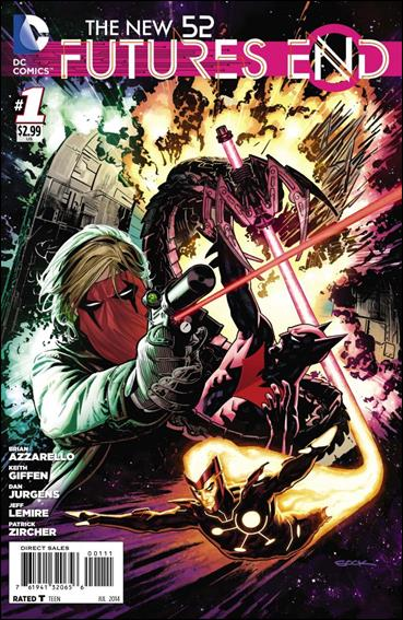 New 52: Futures End  1-A by DC