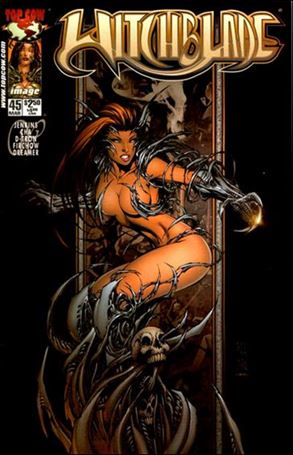 Witchblade 45-A
