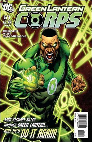 Green Lantern Corps (2006) 61-A