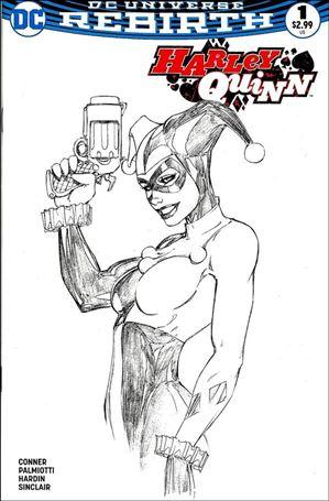Harley Quinn (2016) 1-SI