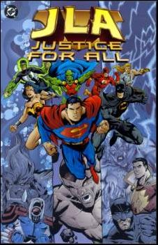 JLA 5-D by DC