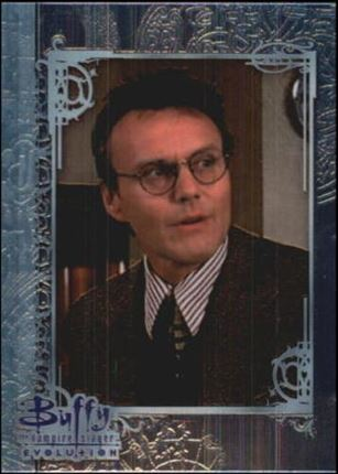 Buffy the Vampire Slayer: Evolution (Base Set) 6-A
