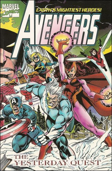 Avengers: The Yesterday Quest 1-A by Marvel