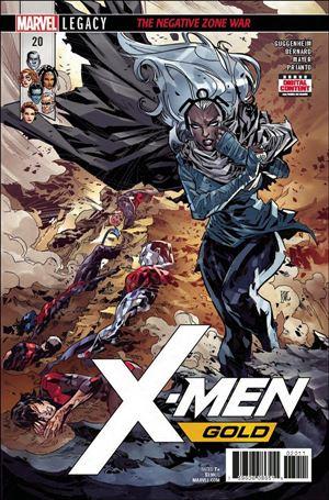 X-Men: Gold 20-A