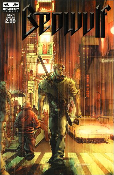 Beowulf (2005) 1-A by Speakeasy Comics