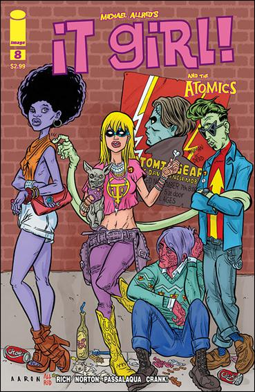 It Girl! and the Atomics 8-A by Image