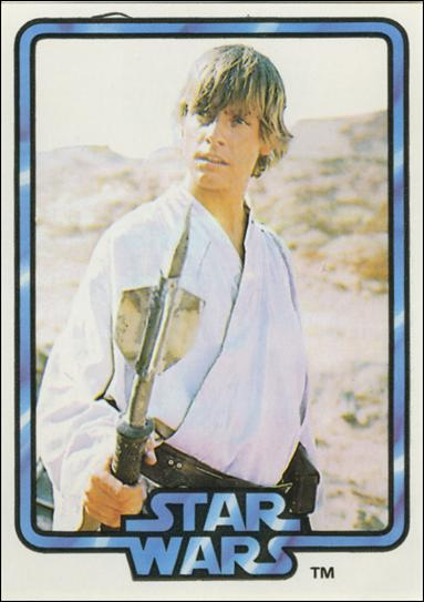 Star wars general mills cards 12 a jan 1978 trading card by 20th