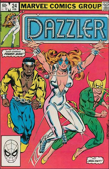 Dazzler (1981) 24-A by Marvel