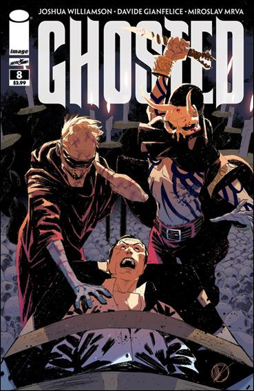 Ghosted 8-A by Skybound Entertainment