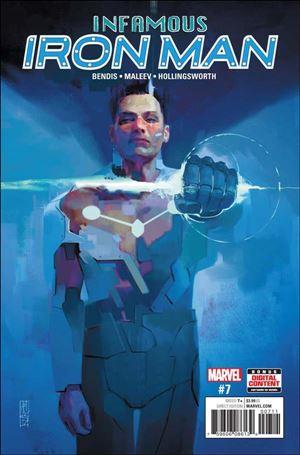 Infamous Iron Man 7-A