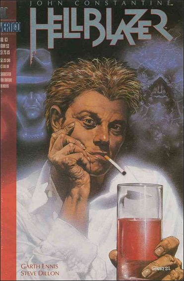 Hellblazer (1988) 63-A by Vertigo