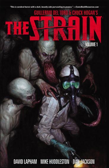 Strain 1-A by Dark Horse