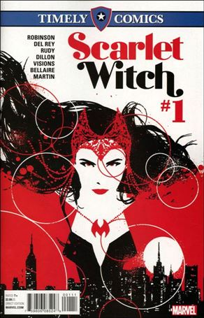 Timely Comics: Scarlet Witch 1-A