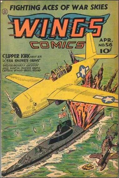 Wings Comics (1940) 56-A by Fiction House Magazines