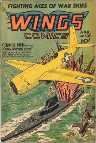Wings Comics (1940) 56-A