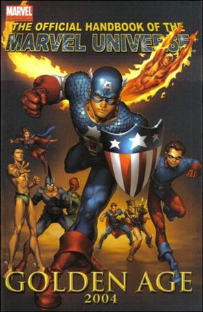 Official Handbook of the Marvel Universe: Golden Age Marvel 2004 nn-A