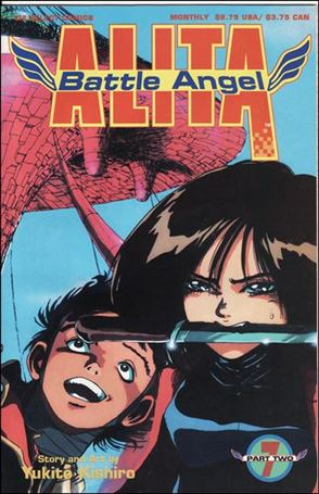 Battle Angel Alita Part 2 7-A