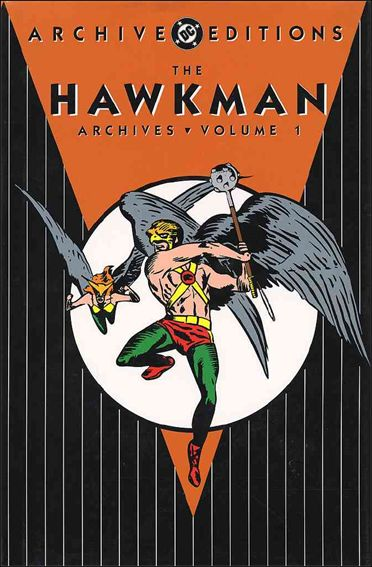 Hawkman Archives 1-A by DC