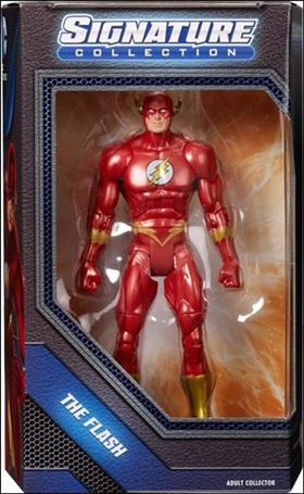 DC Universe: Signature Collection The Flash (Wally West)