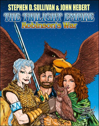 Twilight Empire: Robinson's War nn-A by Walkabout Publishing