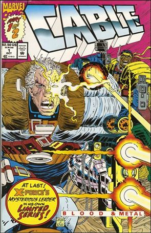 Cable: Blood and Metal 1-A
