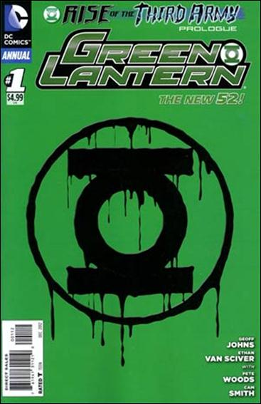 Green Lantern Annual (2012) 1-B by DC